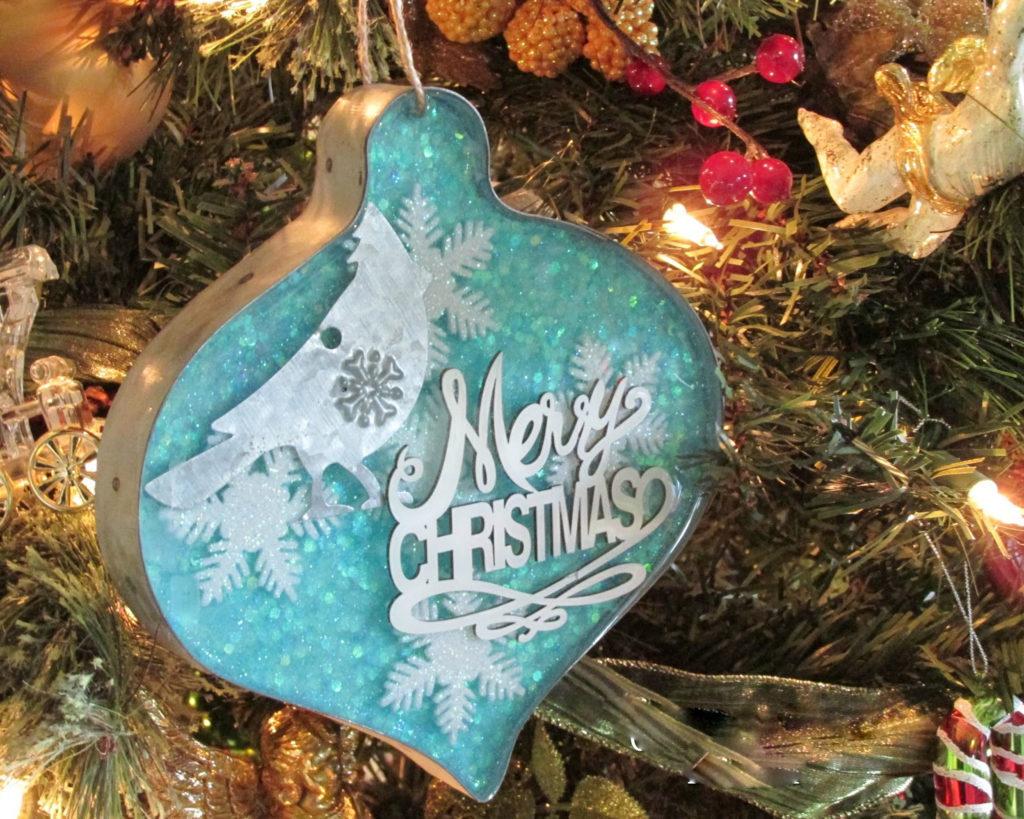 Новогодние украшения и подарки своими руками