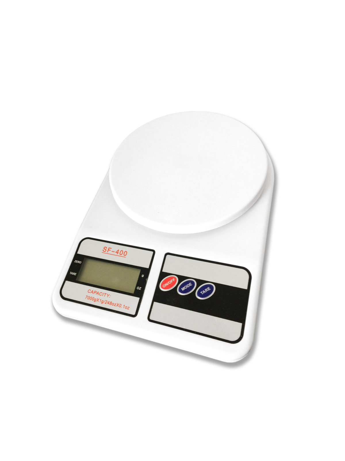 Электронные весы до 7 кг