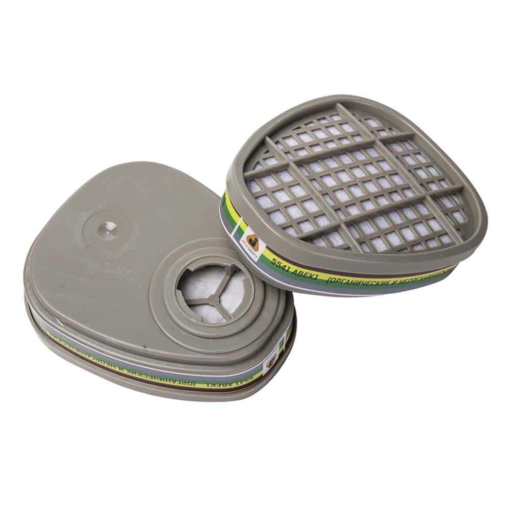 Фильтры для респираторов Jeta Safety
