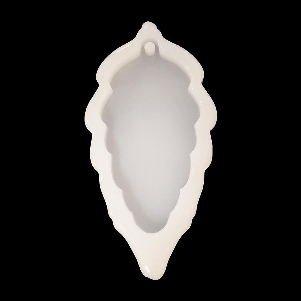 Силиконовая форма в виде шишки