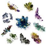 Силиконовая форма кристаллы